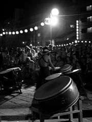 銀屋町 鯱太鼓 at 長崎夜市