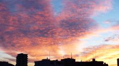 もうすぐ日の出