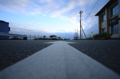 ON THE ROAD / GAMAGORI PORT