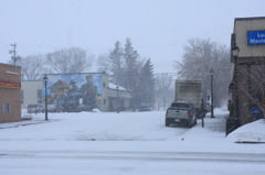 SNOW ON STONY PLAIN / SMOKIN' STREET