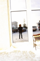 THE MAN IN THE ICED MIRROR