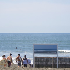 残そうきれいな海