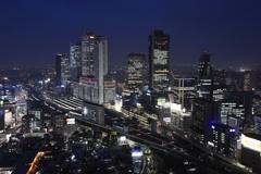 Nagoya Last Night