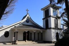 『Catholic Chikaramachi Church』