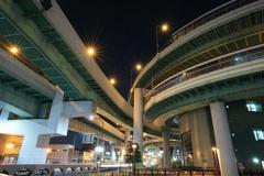 KUROKAWA-JCT night view