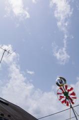 昭和の日の空2
