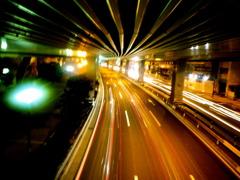 透明高速 at Meriken