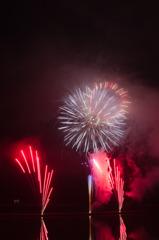 小樽 夏の花火