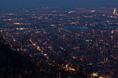 札幌の夜景2