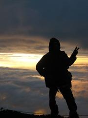 Top of Mt.Fuji!!!
