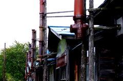 土管の煙突