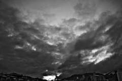 the look of the sky # 19