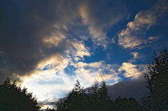 the look of the sky # 18