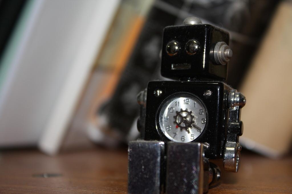 ロボッ時計