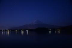大石公園より富士山