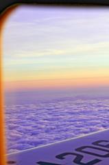虹色window