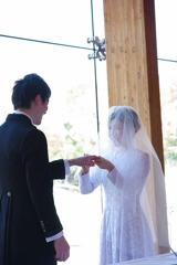 部長の結婚式