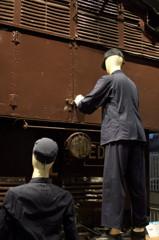 レトロ鉄道と働く人々 #2