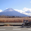 富士山-朝霧高原②