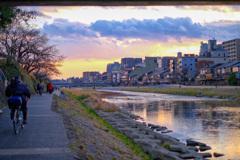 京都鴨川3