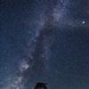銀河の瞬き