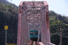 和歌山線  紀の川橋梁