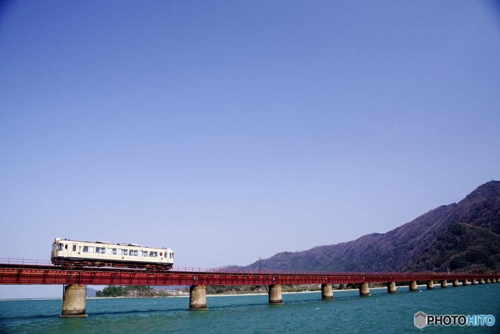 由良川橋梁 その3