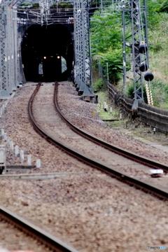 rail  &  tunnel