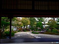 萩 菊屋家 庭園