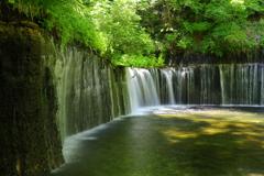 軽井沢_白糸の滝①