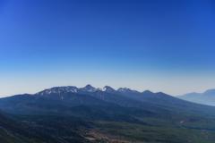 Mt.Yatsugatake