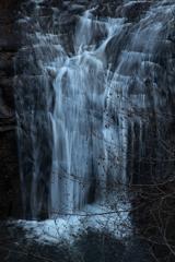 白扇の滝1
