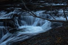 白扇の滝2