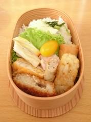 今日のお弁当 2