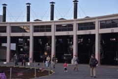 梅小路機関車庫