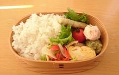 今日のお弁当3