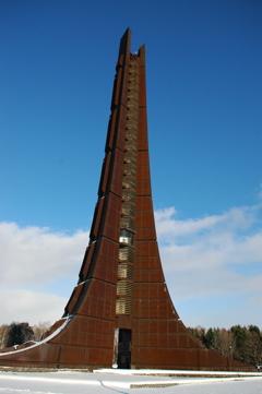 野幌百年記念塔