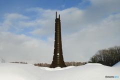 野幌百年記念塔2