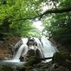 日田の名もなき滝