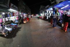 シャン州 ラショー ナイトマーケット ミャンマー