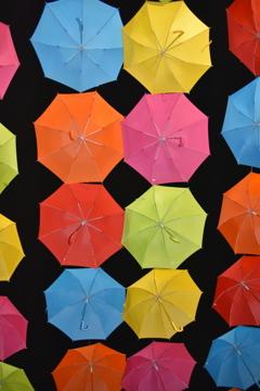 マツダスタジアム 傘祭り