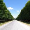 ヴェルサイユ宮殿 庭園 遠い・・・