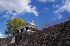 大分ちょっと観光 臼杵城跡 入口