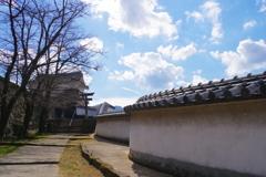 大分ちょっと観光 臼杵城跡への道