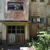 長崎 池島観光 廃墟  出そうな雰囲気