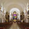 Rastattぶらぶら 教会の中
