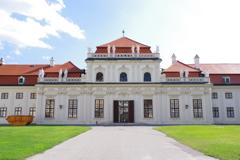 Belvedere Museum 入口