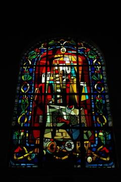 モンマルトルの丘 パリ最古の協会