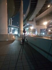 メイキング(^o^) ジャンクション夜景