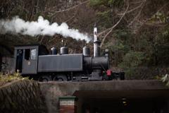 蒸気機関車 明治村②